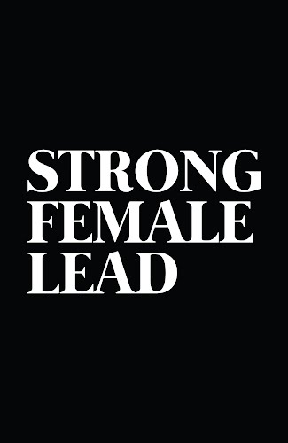 strong female lead poster collective