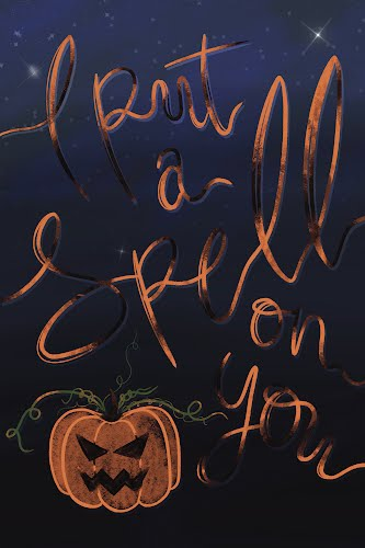 halloween poster collective