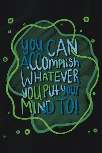 accomplish everything poster collective
