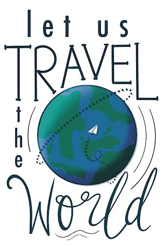 let us travel the world