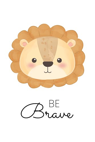 be brave poster collective