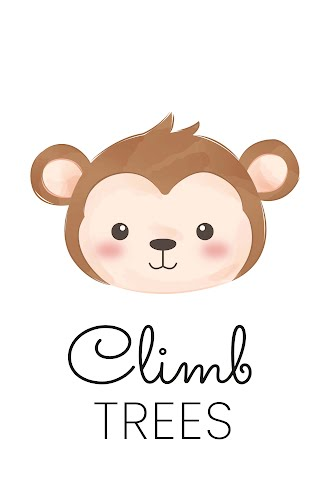 climb trees poster collective