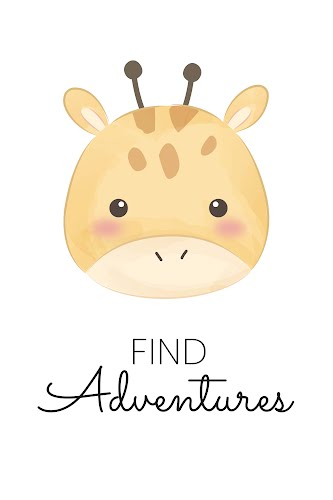 find adventures poster collective