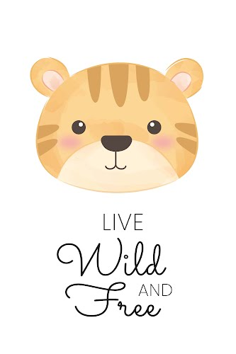 live wild and free poster collective