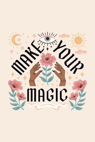 make your magic poster collective