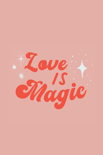 love is magic poster collective