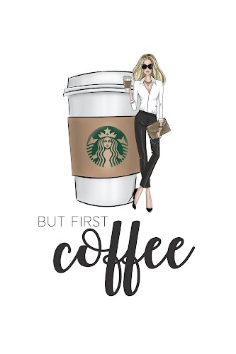 but first coffee poster collective