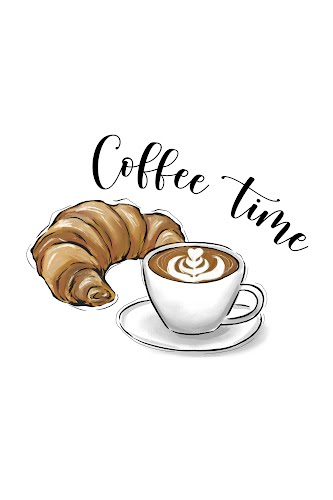 coffee time poster collective