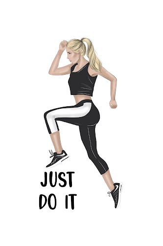 just do it poster collective