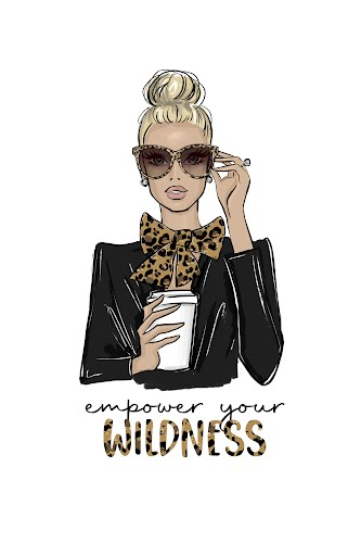 empower your wildness poster collective