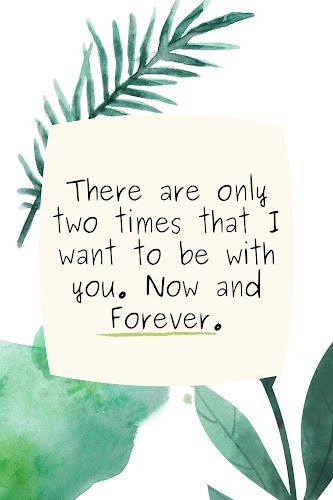 now and forever poster collective