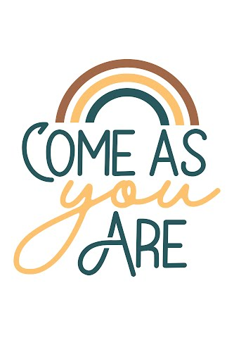 come as you are poster collective
