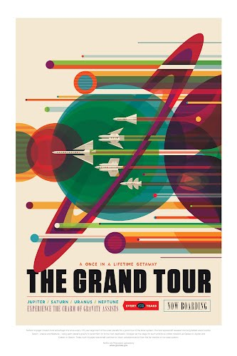 the grand tour poster collective