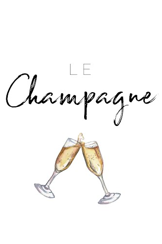 champagne poster collective