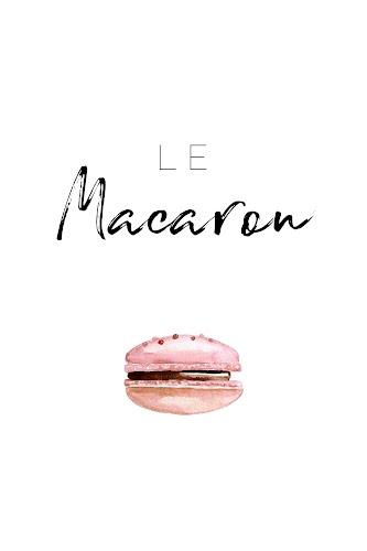 macaron poster collective